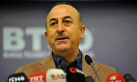 Bakan Çavuşoğlu: Ya temizleyeceğiz ya temizleyeceğiz