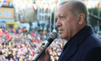 Erdoğan: TOKİ'nin 50 bin konutu için yarın talep toplamaya başlıyoruz