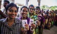 Hindistan'da seçimin maliyeti 7 milyar dolar