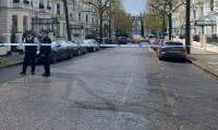 Ukrayna'nın Londra Büyükelçisinin aracına saldırı