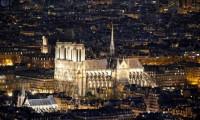 Notre Dame Katedrali Paris'in sembolü
