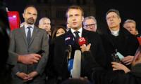 Macron: Notre Dame Katedrali'ni daha güzel şekilde inşa edeceğiz