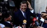 Kendini vuran Peru'nun eski Devlet Başkanı hayatını kaybetti