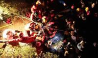 İznik'te 7 defineci mağarada mahsur kaldı: 1 ölü