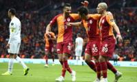Galatasaray şampiyonluk yarışına tutundu