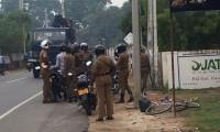 Sri Lanka'da terör operasyonu: 13 gözaltı