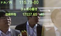 Asya borsaları dalgalı seyretti