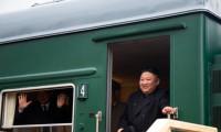 Kuzey Kore lideri Kim Rusya'da