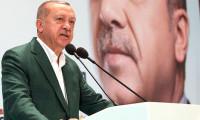 Erdoğan: Tüm veriler yükselişi işaret ediyor