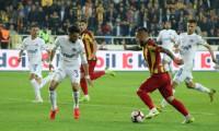 Kasımpaşa, Yeni Malatyaspor'a 2-1 mağlup oldu