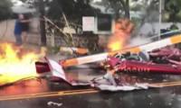 Hawai'de helikopter düştü: 3 ölü