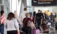 Ruslar resmi tatillerini Antalya'da değerlendiriyor
