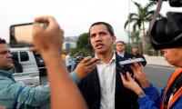 Venezuela'da darbe girişimi! İlk fotoğraflar...