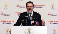 AK Partili Yavuz: Oy farkı 18 binin altında