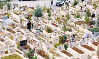İstanbul'da Suriyelilere özel mezar alanı