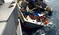 Türk balıkçı teknesine ateş açıldı