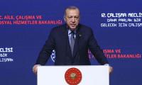 Erdoğan: Tüm ekonomik saldırılara rağmen hedeflerimize doğru yürüyoruz