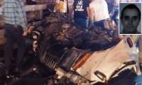 Avcılar'da feci kaza! Kamyonet şoförü öldü