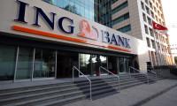 ING Bank'tan ilk çeyrekte 494 milyon 536 bin TLlik konsolide net kâr