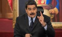 Maduro: ABD'ye karşı vatanı korumak için hazır olmalıyız