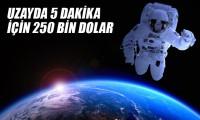 Rusya'dan uzaya ilk tur 2025'te