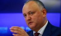 Moldova Cumhurbaşkanı Dodon istifa etmeyeceğini açıkladı
