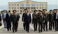 Akar'dan Azerbaycan ile beraberlik mesajı