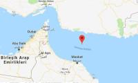 Umman Denizi'ndeki patlamalar dünyayı sarstı