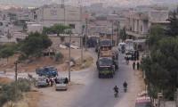 TSK'dan İdlib'deki o noktalara lojistik destek