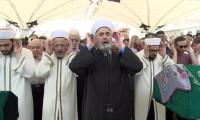 Mursi için İstanbul'da gıyabi cenaze namazı