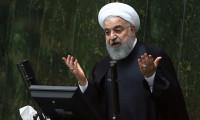 Ruhani: İran'ın direnişten başka seçeneği yok