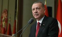 Cumhurbaşkanı Erdoğan'a 'Ömür Boyu İnsan Hakları Elçisi' ödülü