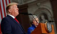Trump: İran konusunda İngiltere ile aynı fikirdeyiz