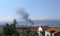 Tüpraş'ta dumanlanma kontrol altında