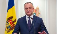 Moldova Cumhurbaşkanı görevden alındı