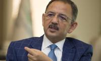 AK Parti'li Özhaseki o istifa haberini yalanladı