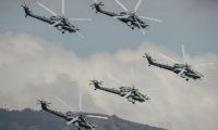 Riyad Rusya ile sivil helikopter üretimi için ortaklık arayışında