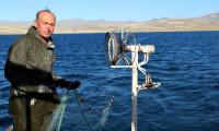 Yasak kalktı, balıkçılar inci kefali için Van Gölü'ne ağlarını attı