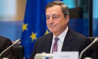 Draghi Para politikasında gevşeme sinyali verdi