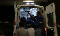 Ekip otosona saldırı: 1 polis ağır yaralı