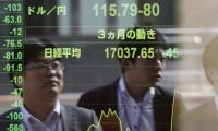 Asya borsaları dört haftalık kazanımlarına ara verdi