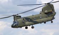 ABD, 4 Chinook helikopteri Türkiye'ye teslim etti