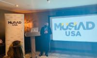 MÜSİAD'ın ABD şubesine danışman STK statüsü verildi