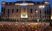 Gürcistan Başsavcılığı: Darbe girişimi önlendi