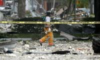 ABD'de bir AVM'de patlama