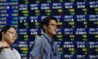 Asya hisse senetleri dalgalı seyretti