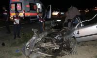 Yozgat'ta zincirleme trafik kazası