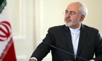 İran Dışişleri Bakanı Zarif: İsrail'in zulmünü sona erdirmeye gücümüz var