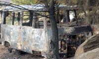 Marmara Adası'ndaki yangınla ilgili bir kişi gözaltında