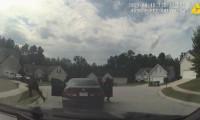 ABD'de banka soyguncuları polise ateş açtı